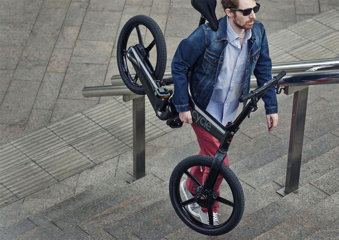 Gocycle G3 e-bike