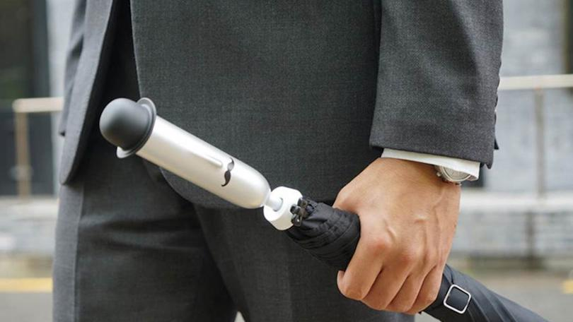 Opus One Jonas smart umbrella