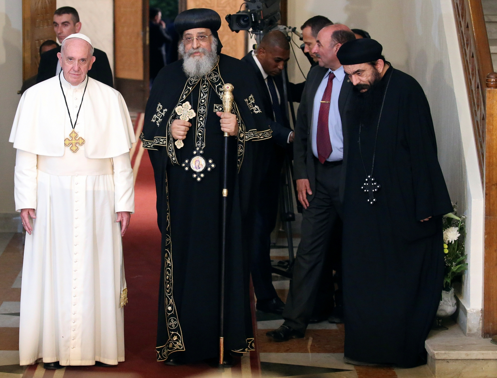 Pope Francis' Egypt visit