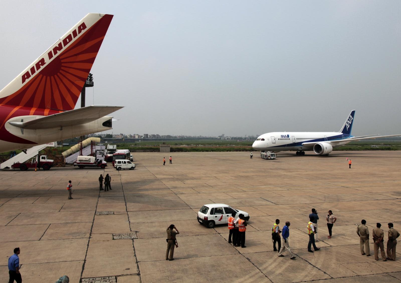 Indira Gandhi International Airport India