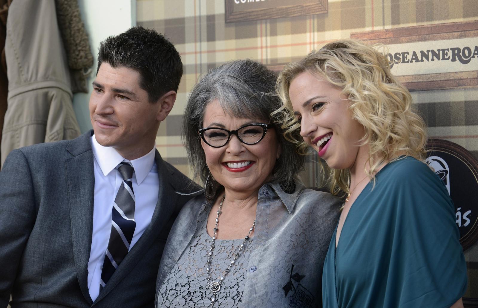 Roseanne TV show reunion