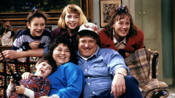 Roseanne TV show cast