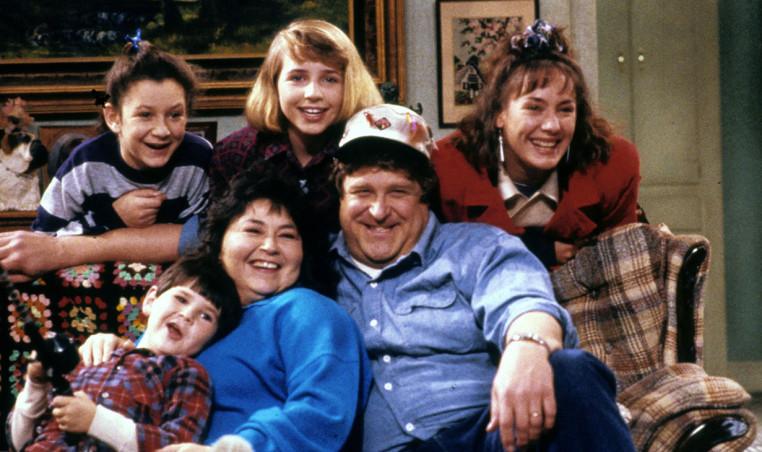 Roseanne TV show cast