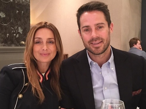 Louise Redknapp and Jamie Redknapp