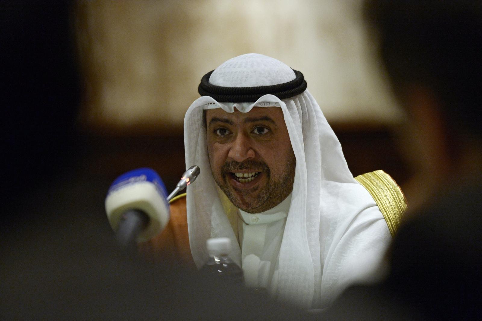 Sheik Ahmad Al Fahad Al Sabah