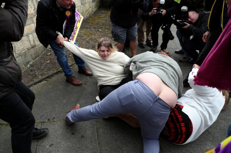 Nuttall fight