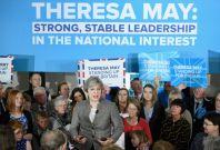 Theresa May Scotland