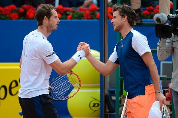 Murray and Thiem