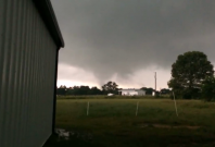 At least five dead as twisters ravage Southern and Midwest states of US