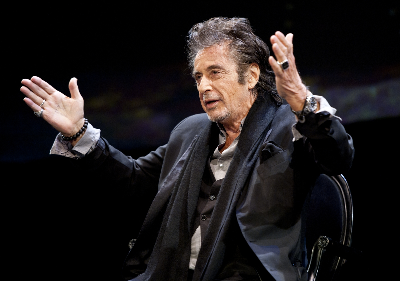 Why Al Pacino thought ...