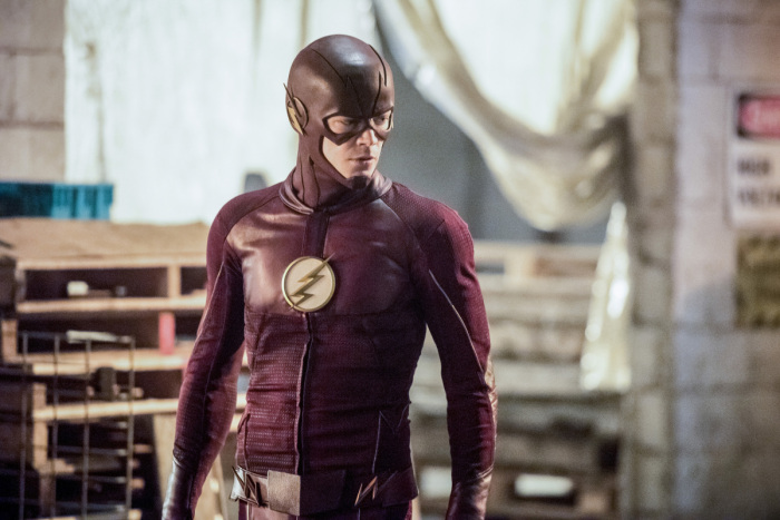 Flash season 3 episode 20