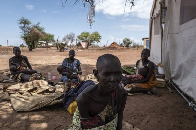 South Sudan cholera