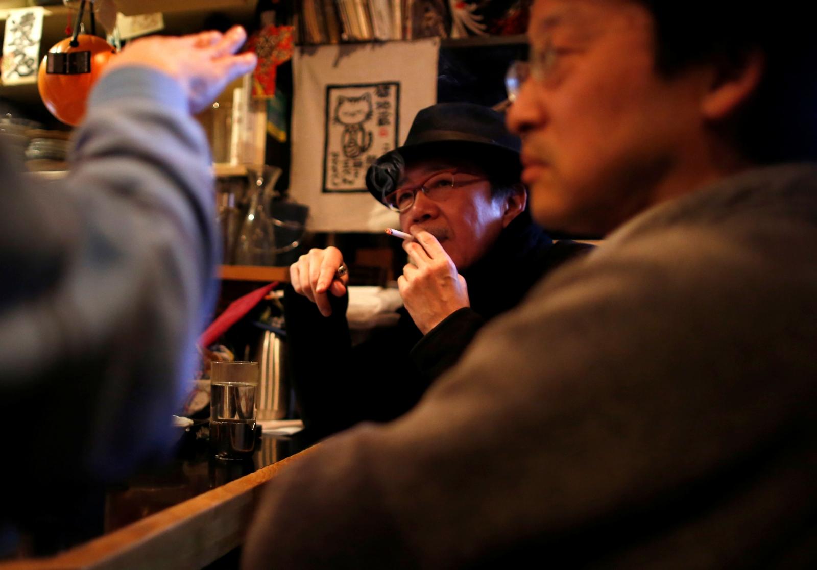 Japan anti-smoking ban