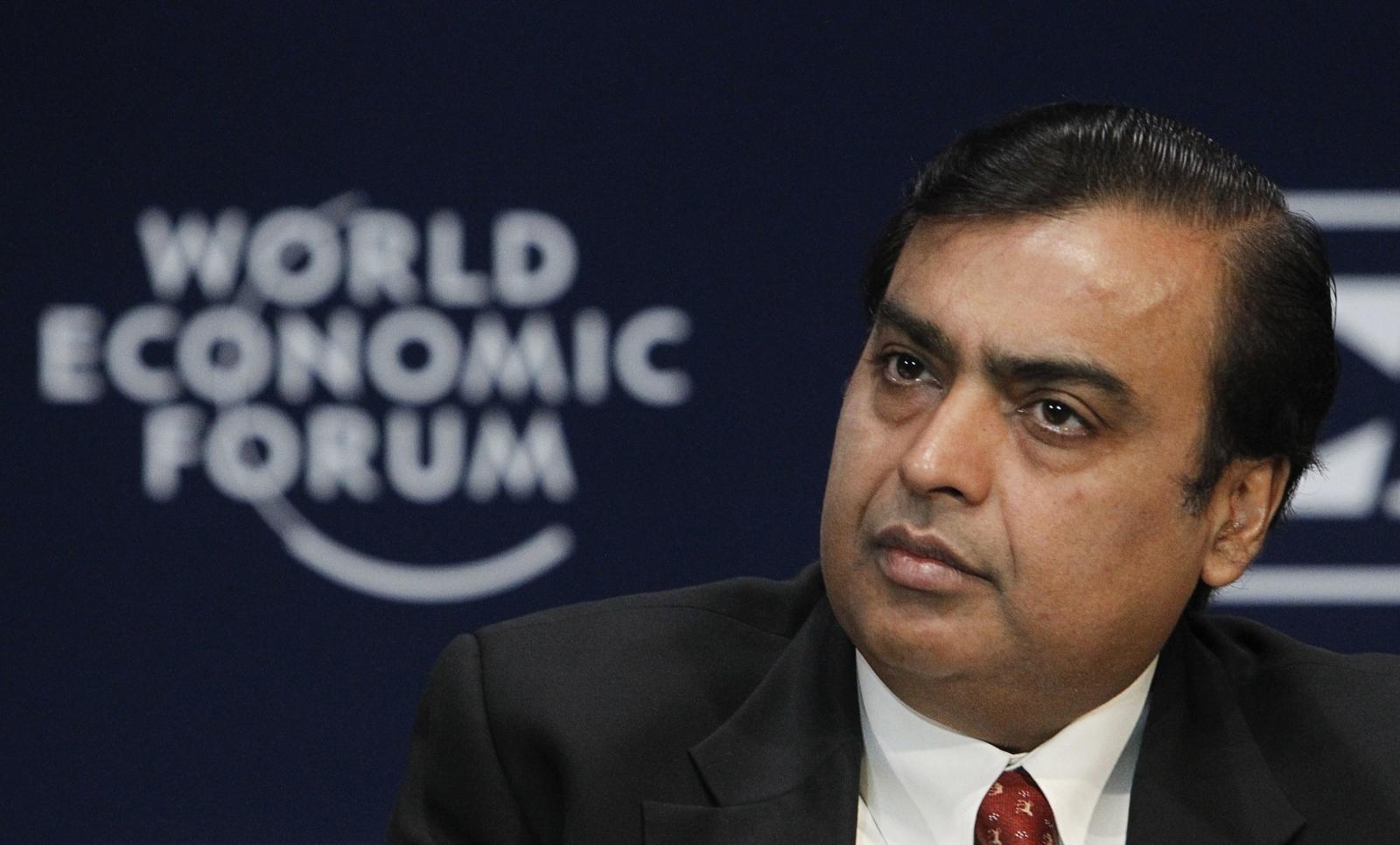 How Much Is India 39 S Richest Man Mukesh Ambani Worth