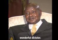 President Yoweri Museveni interview