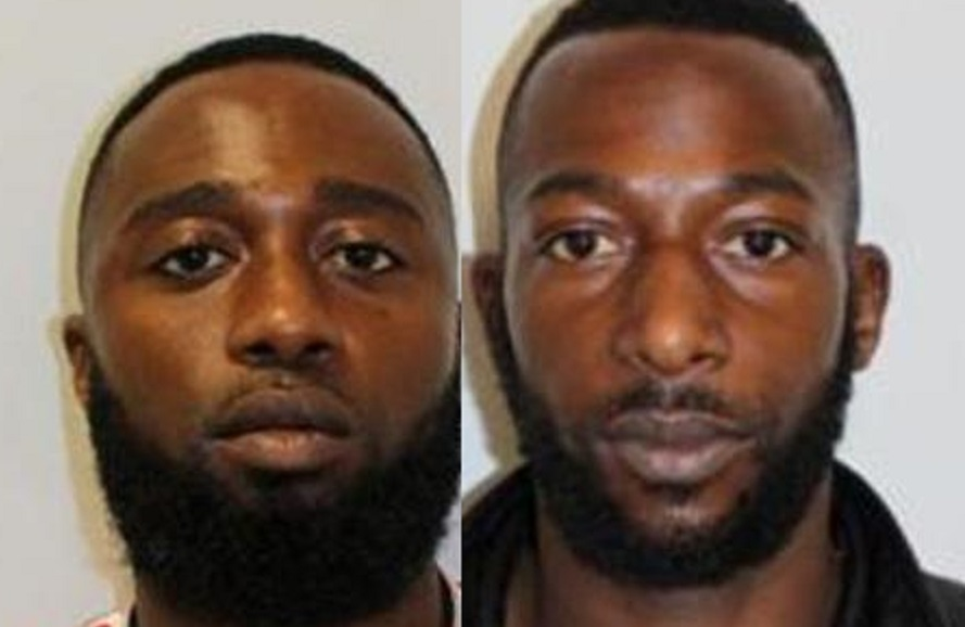 Watch moment 10-year-old boy helps jail violent London crime brothers