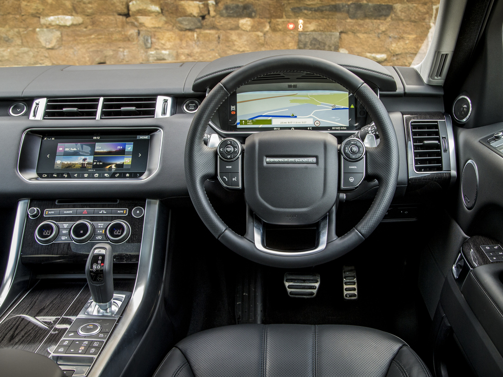 Range Rover Sport Review With The Trendy Velar Upcoming Is This Interior Still Goldilocks Of