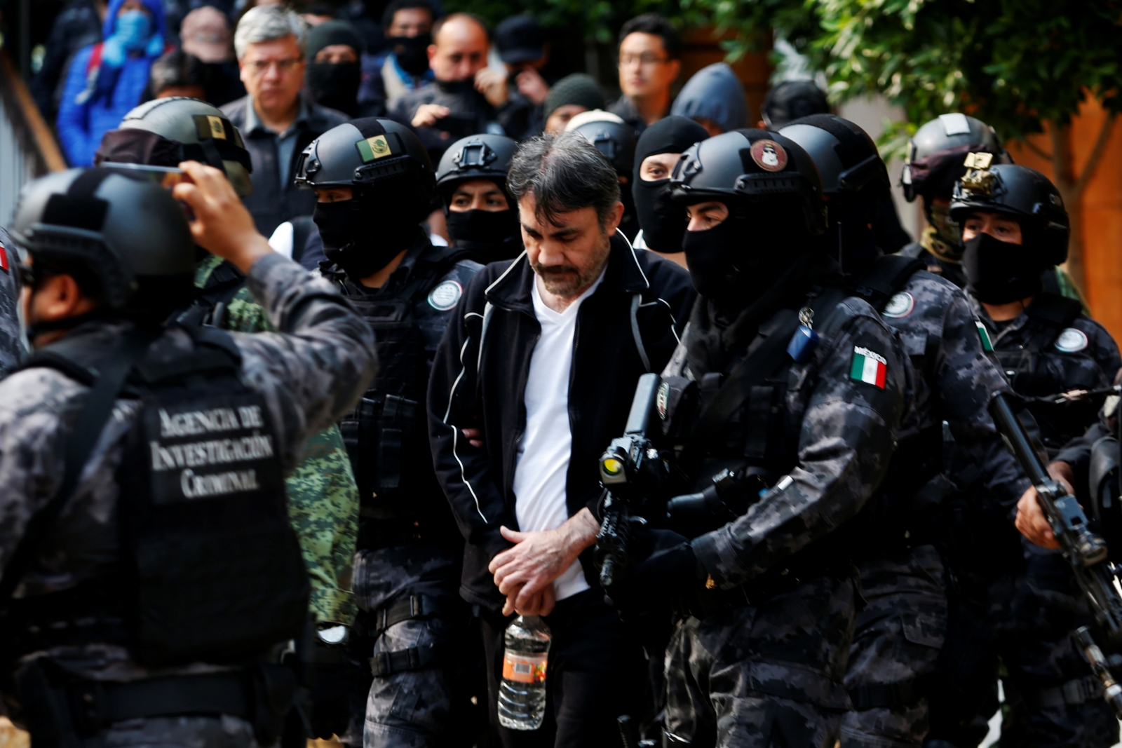 Damaso Lopez Mexico drug cartels