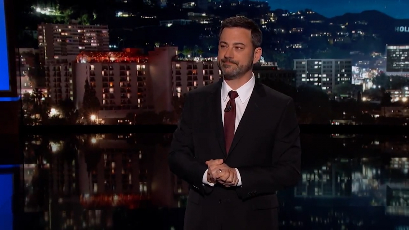 Barack Obama praises Jimmy Kimmel's healthcare plea
