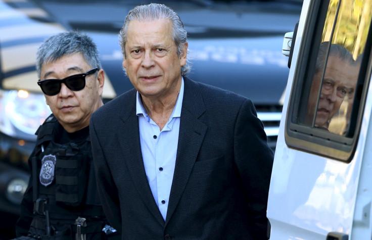 Brazil's Jose Dirceu