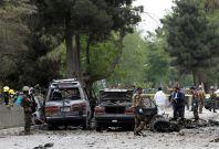 Afghan Kabul suicide blast