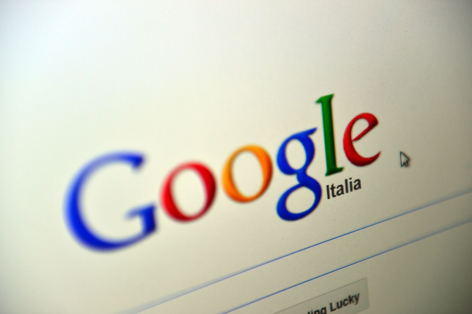 Google and Italy nearing a tax deal