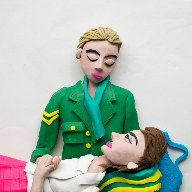 Eleanor Macnair Play-Doh