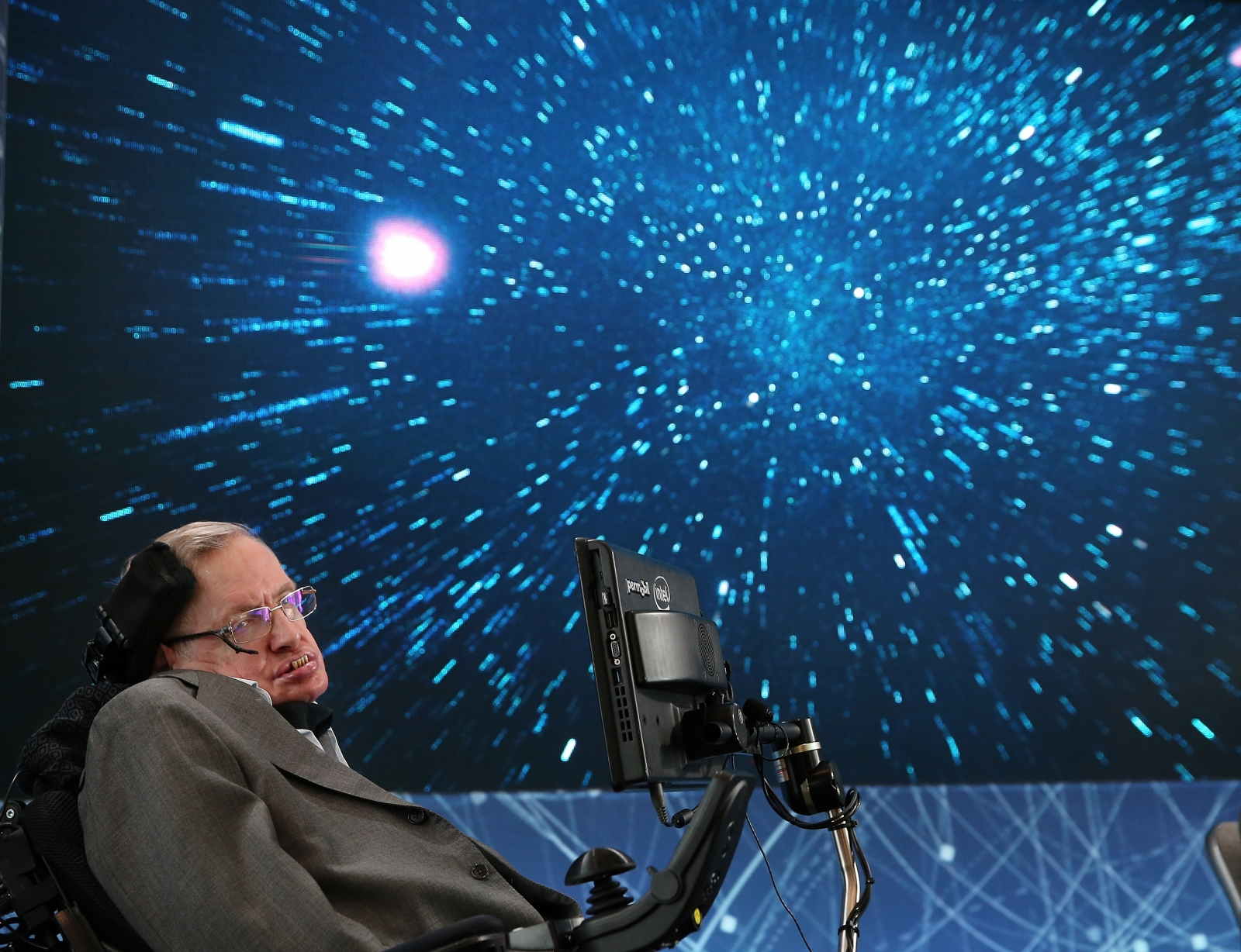 Stephen Hawking says we must leave Earth within 100 years