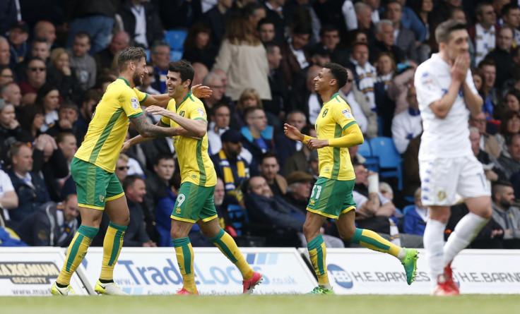 Leeds United 3-3 Norwich City