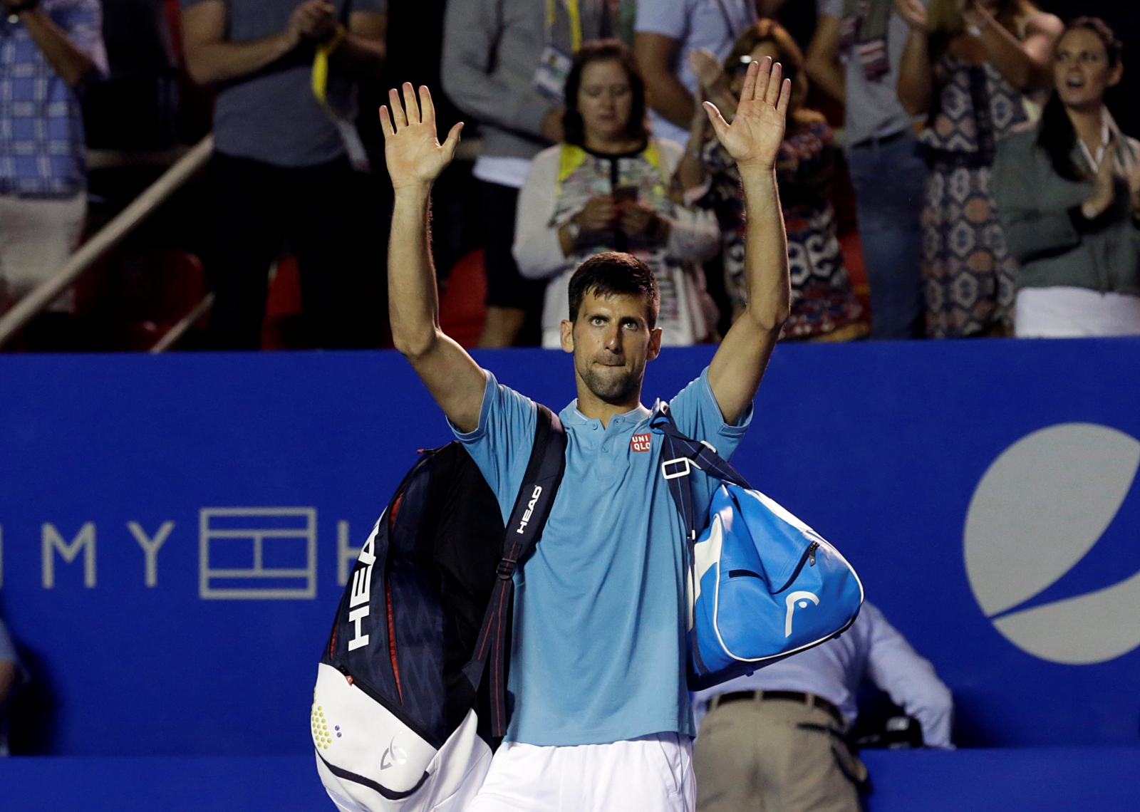 Djokovic and Murray try to regain their confidence in Madrid