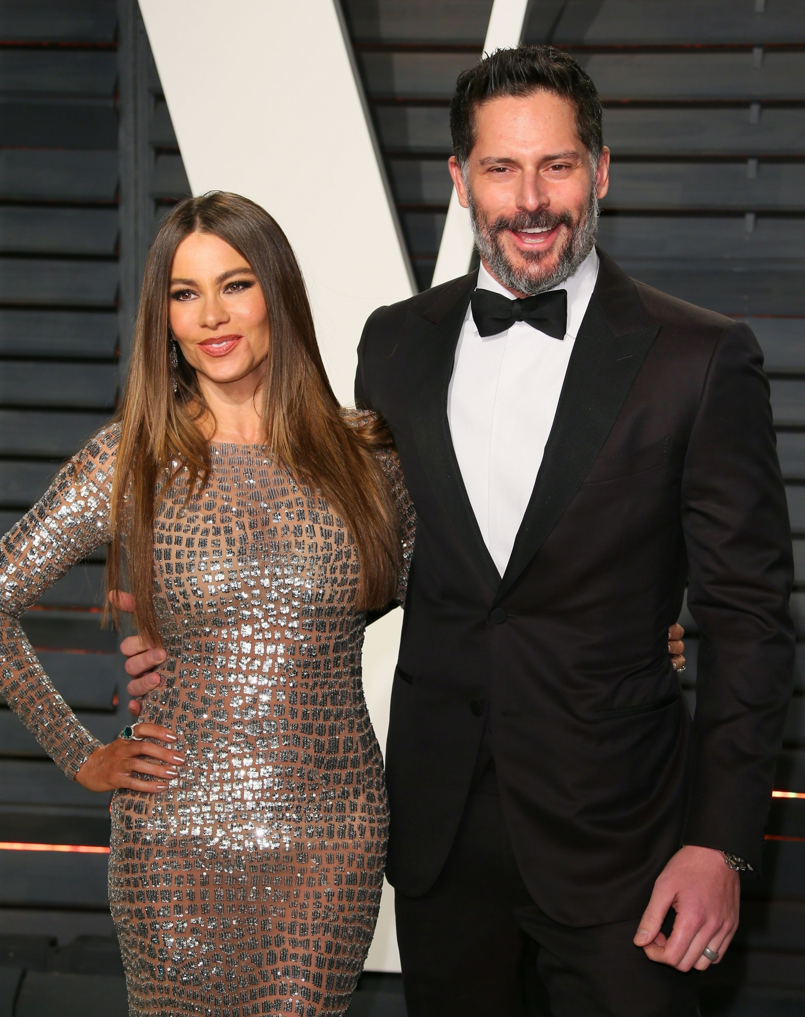 Sofia Vergara and Joe Manganiello