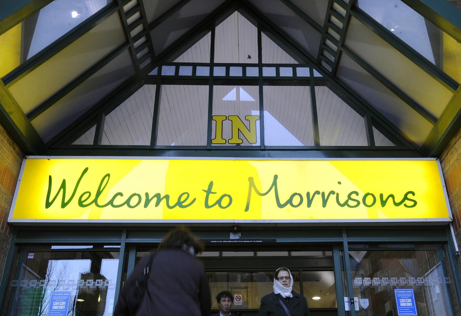 Morrisons' logo