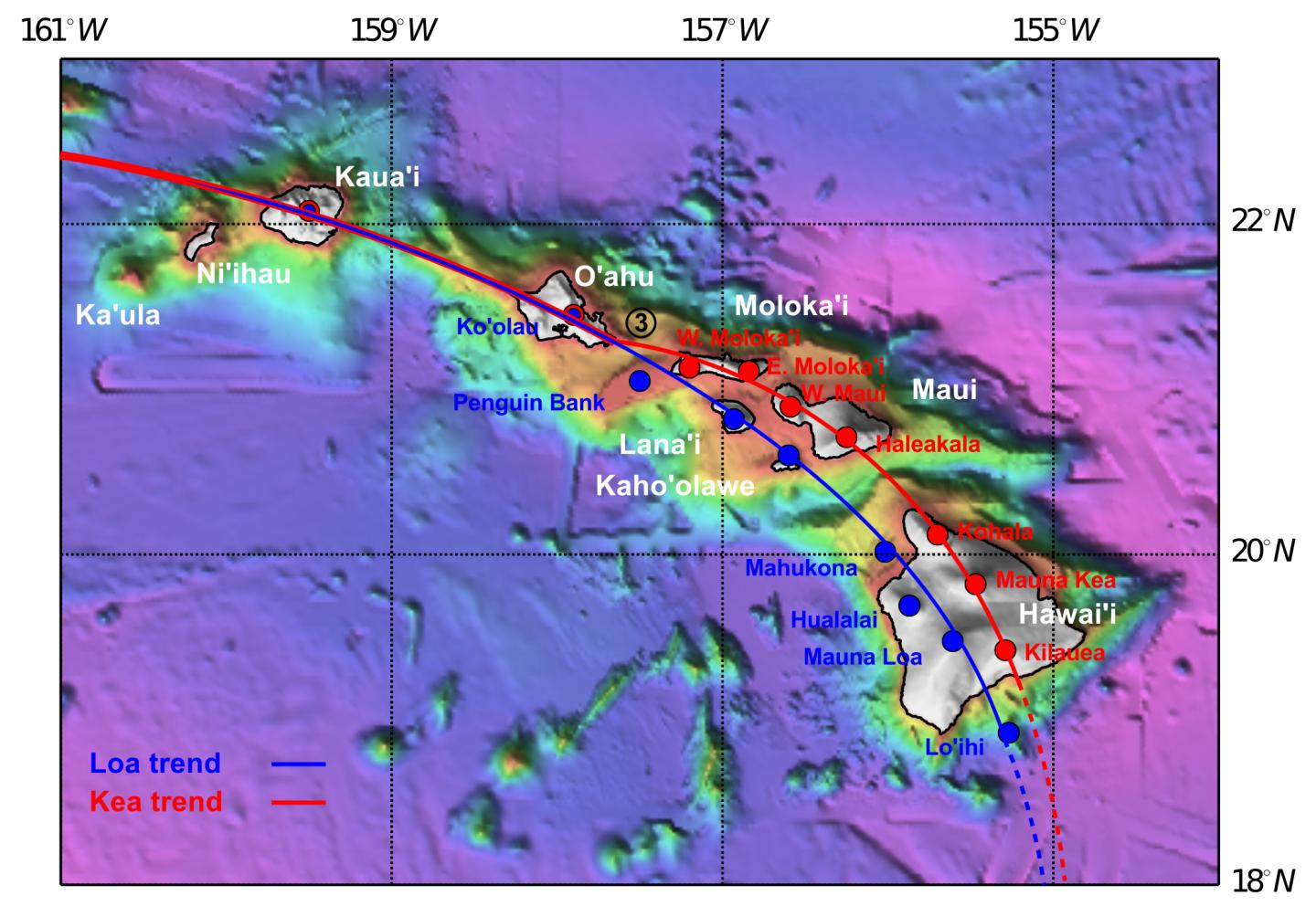 Scientists solve 168-year-old mystery of how the world's biggest, most active volcanoes were formed