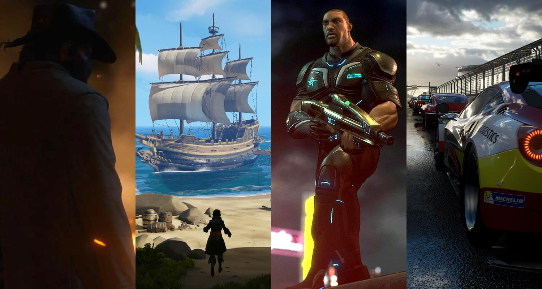 Xbox E3 2017