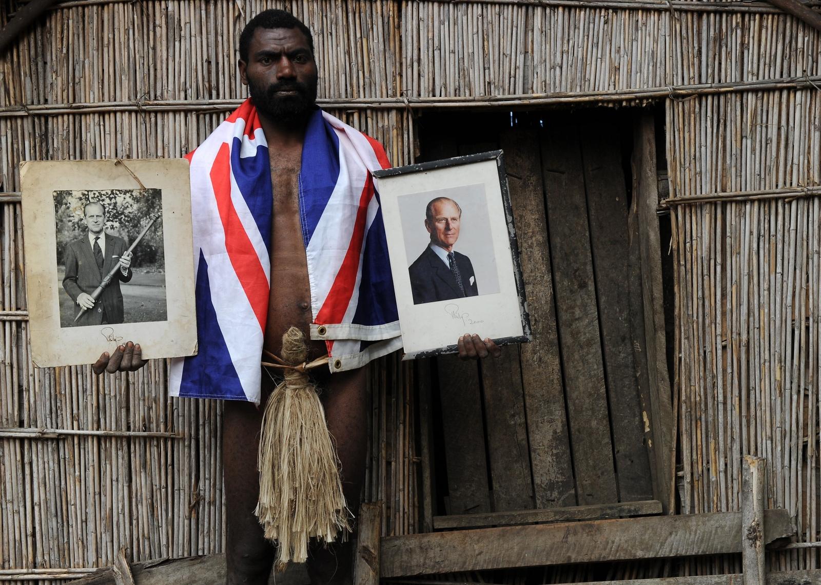 Prince Philip Tanna Vanuatu