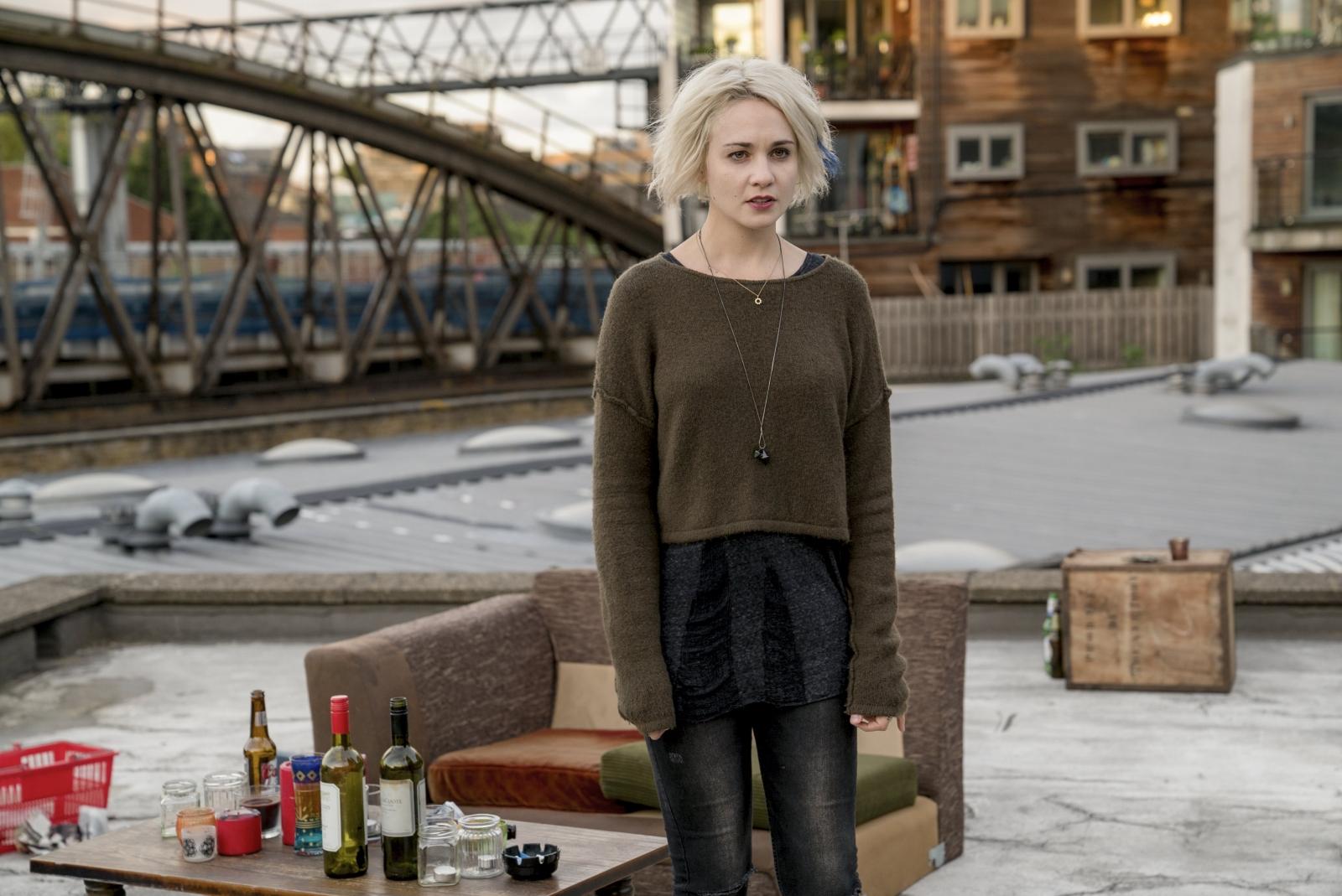 Riley in Sense8 season 2