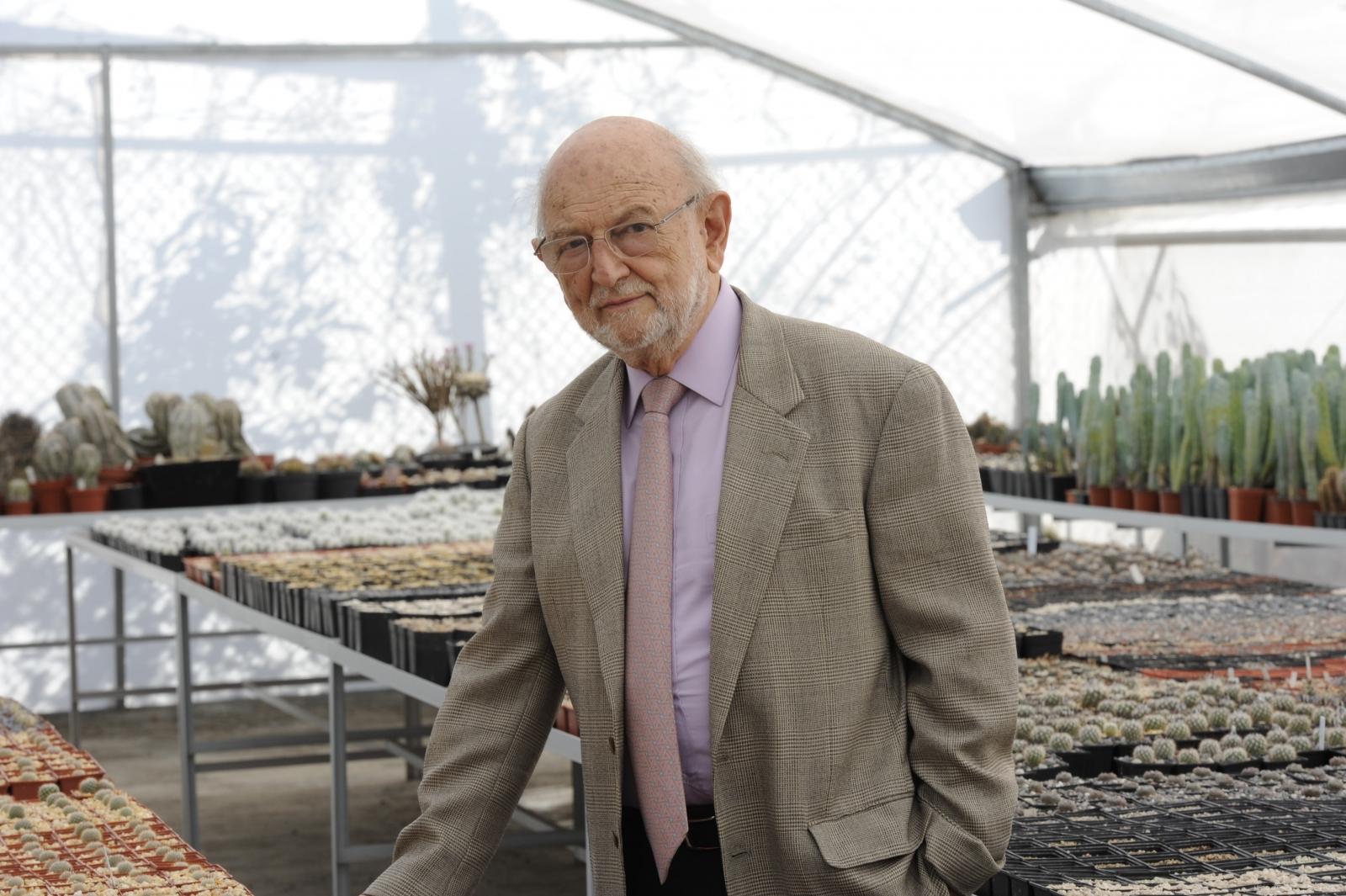 Jose Sarukhan, Tyler Prize Laureate