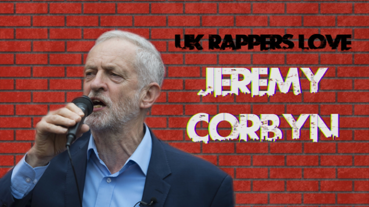 HOLD Stormzy, Akala and other UK hip-hop artists back Jeremy Corbyn