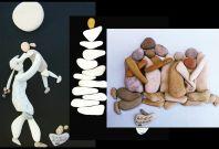 Heartbreaking Effects Of Syria War In Pebble Art