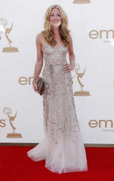 Cat Deeley from quotSo You Think You Can Dancequot arrives at the 63rd Primetime Emmy Awards in Los Angeles