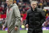 Arsene Wenger-Jose Mourinho
