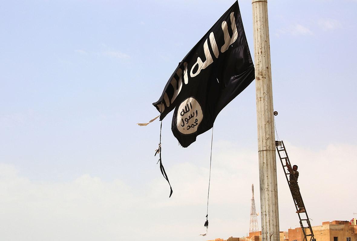 Raqqa Isis