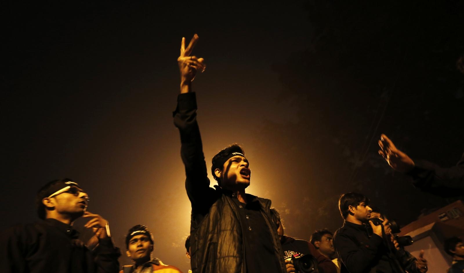 Delhi gang-rape verdict