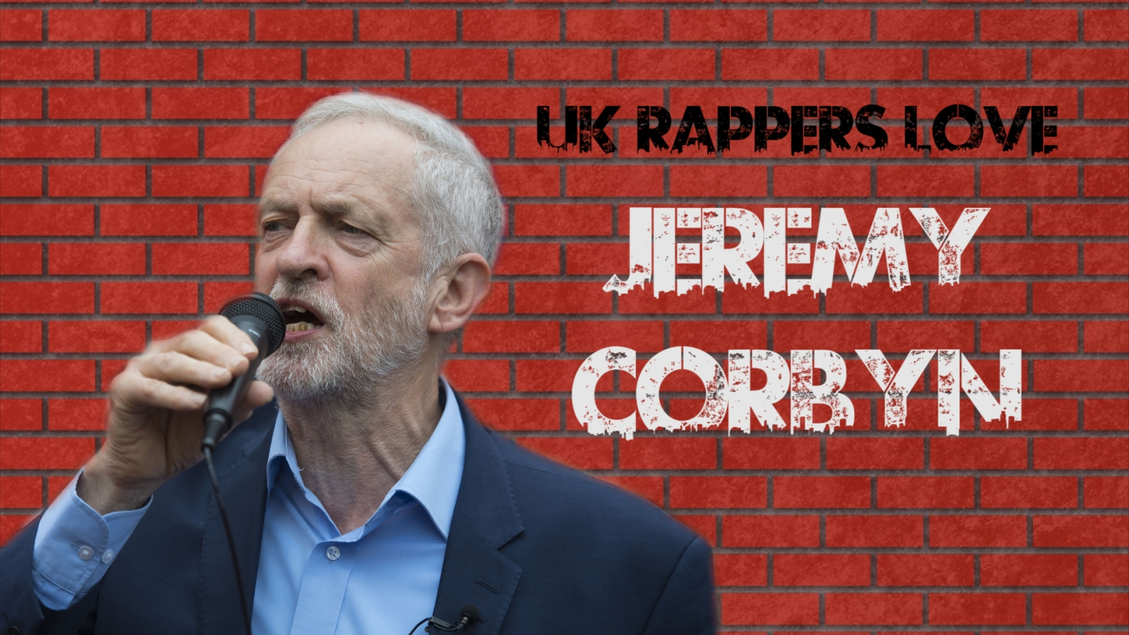 Stormzy, Akala and other UK rappers are backing Jeremy Corbyn