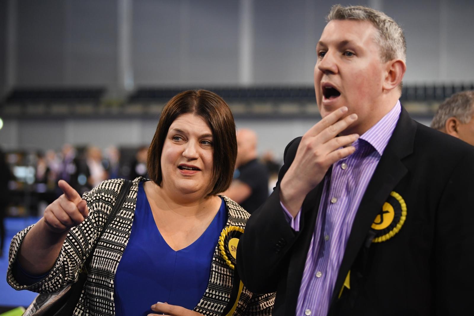 Glasgow local elections SNP