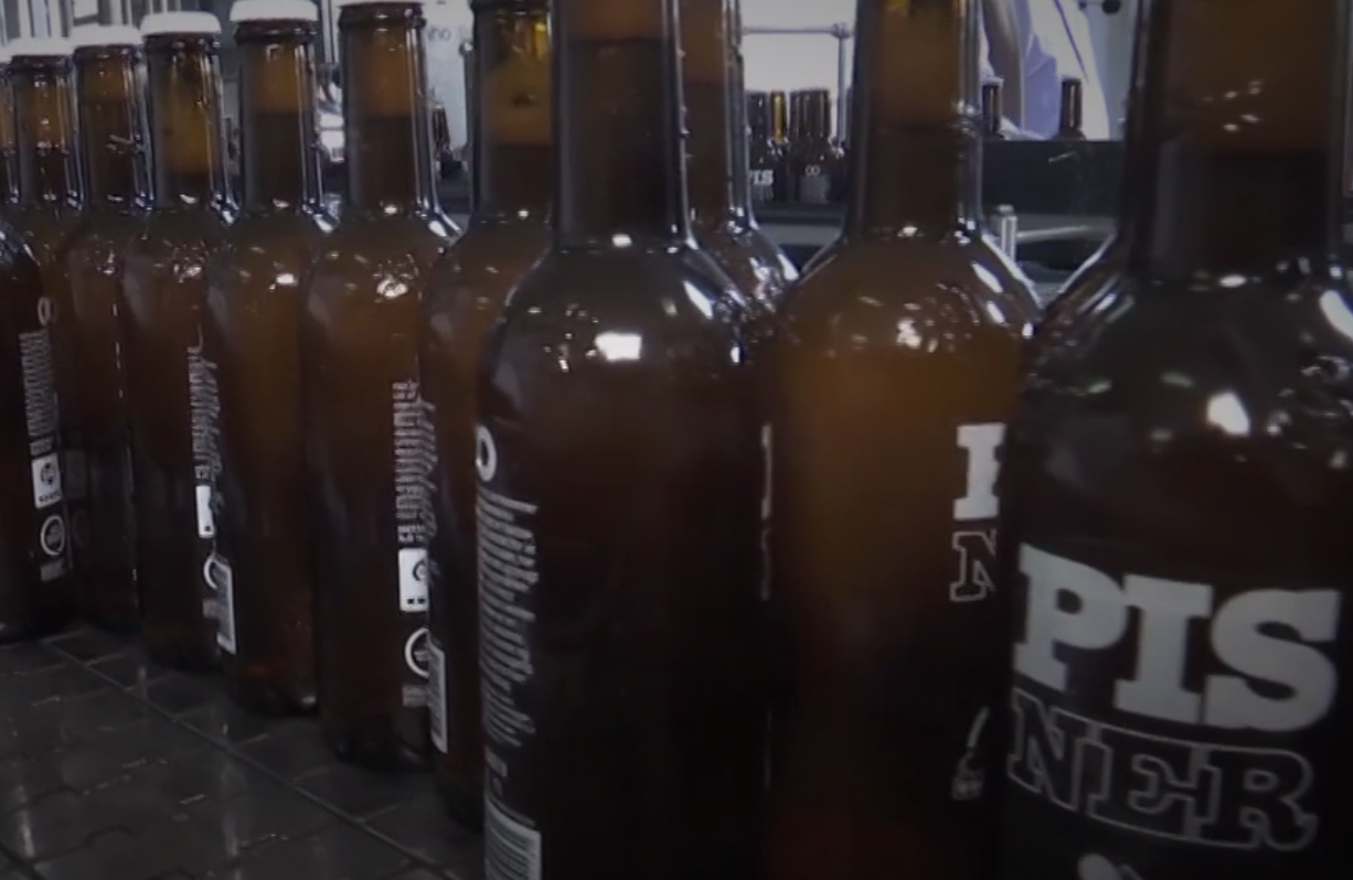 pisner urine beer