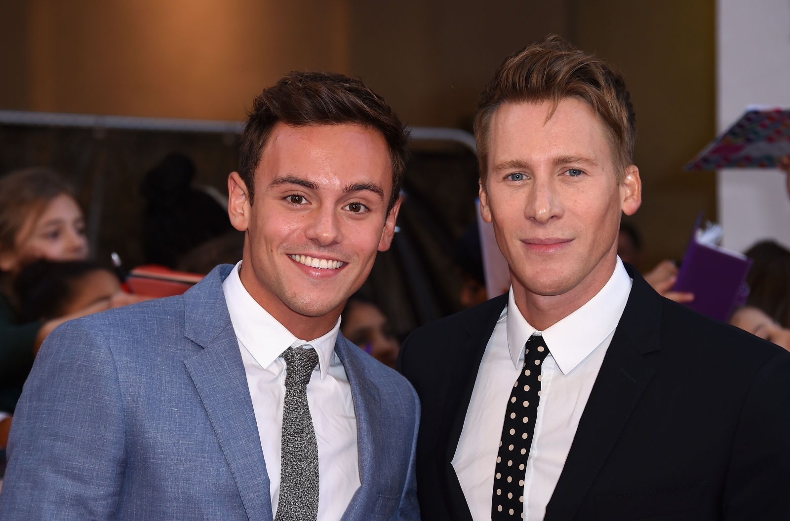 Tom Daly and Dustin Lance Black