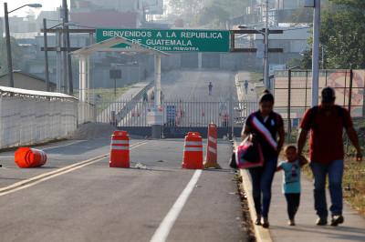 central america migrants