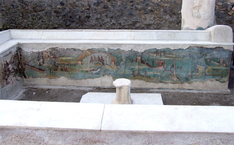 Pompeii paintings