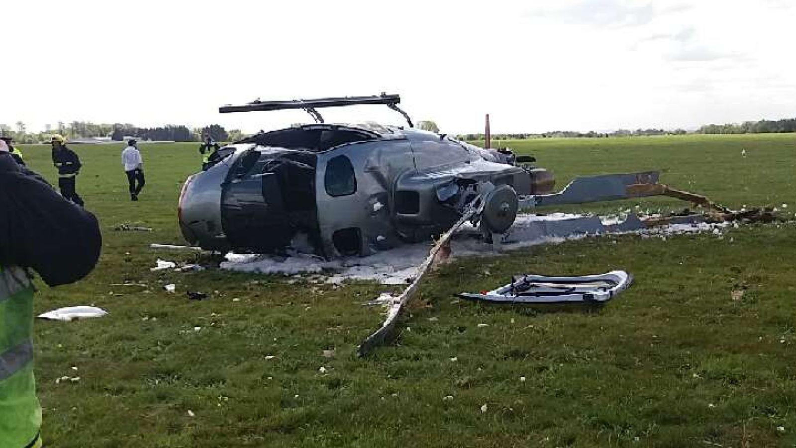 heli crash bucks